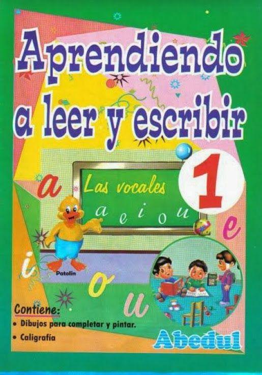 Aprender A Leer Pdf, Leer Y Escribir,  Aprendo A Leer @tataya.com.mx