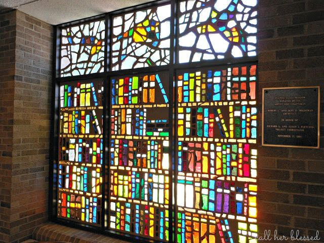 Cool Stained Glass Bookshelves Glass Bookshelves Glass Book Stained Glass