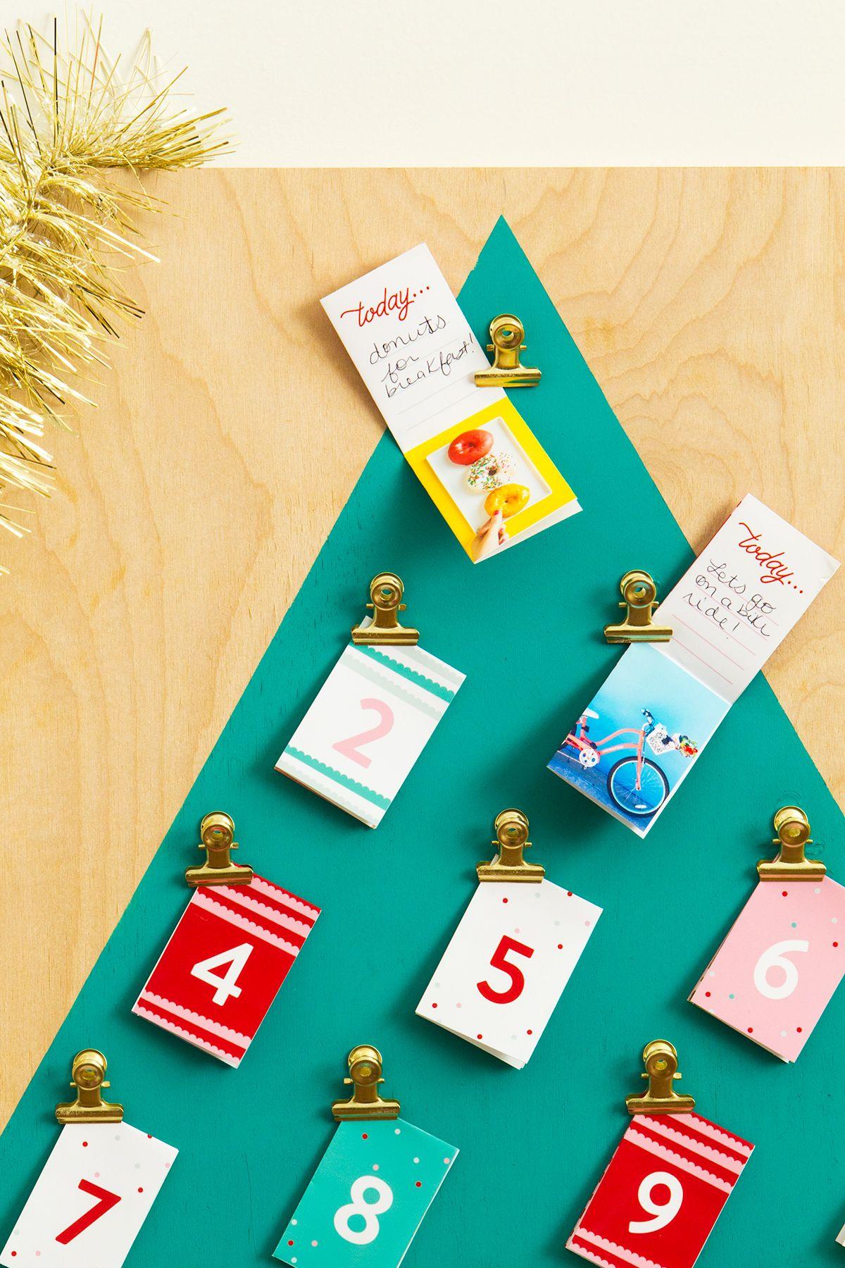 customizable christmas advent calendar advent calendars template