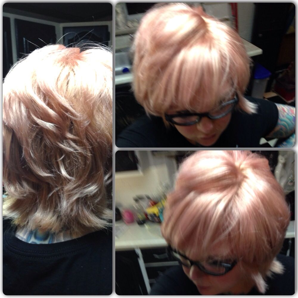 Blonde ponytail extensions sally's