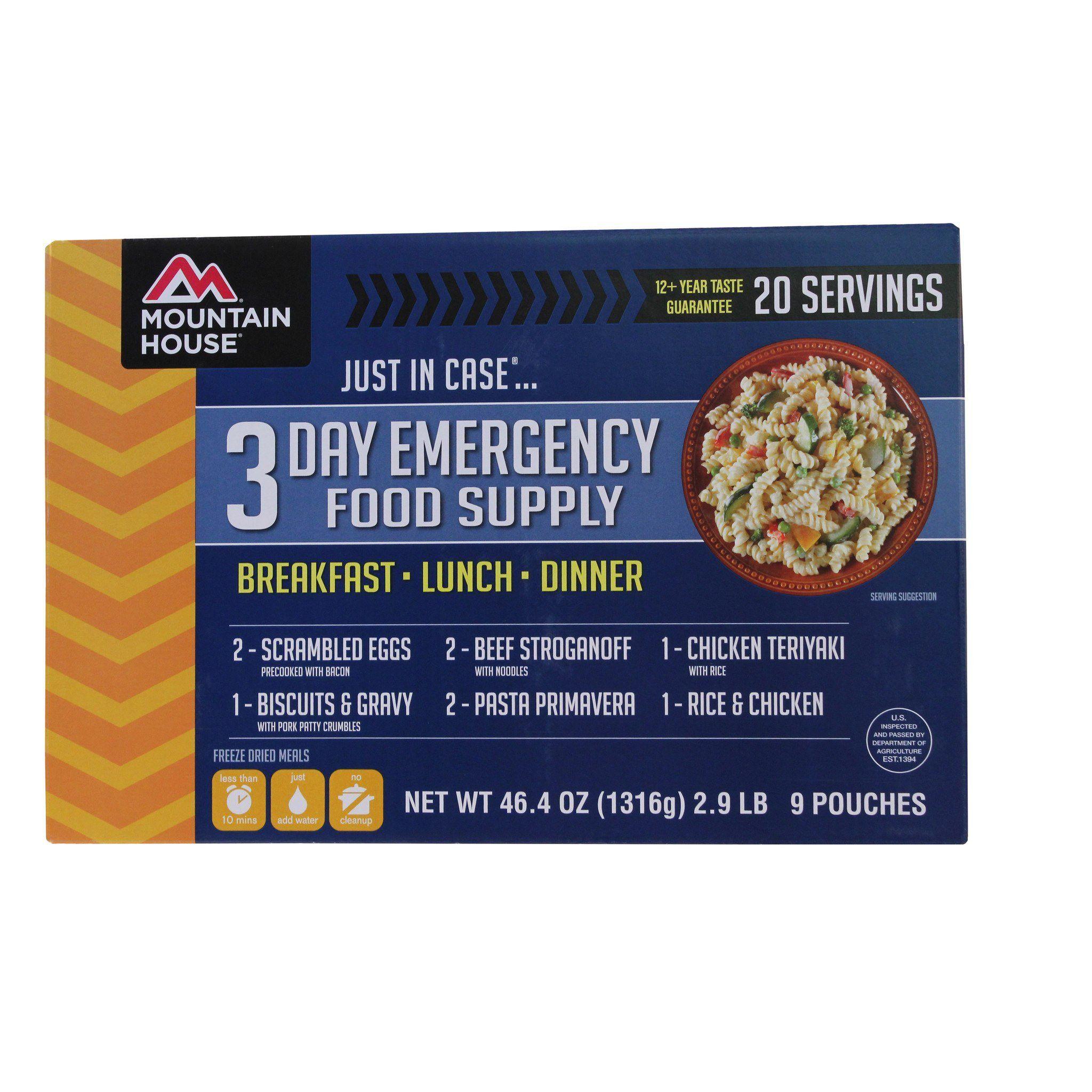 best emergency food supply reviews