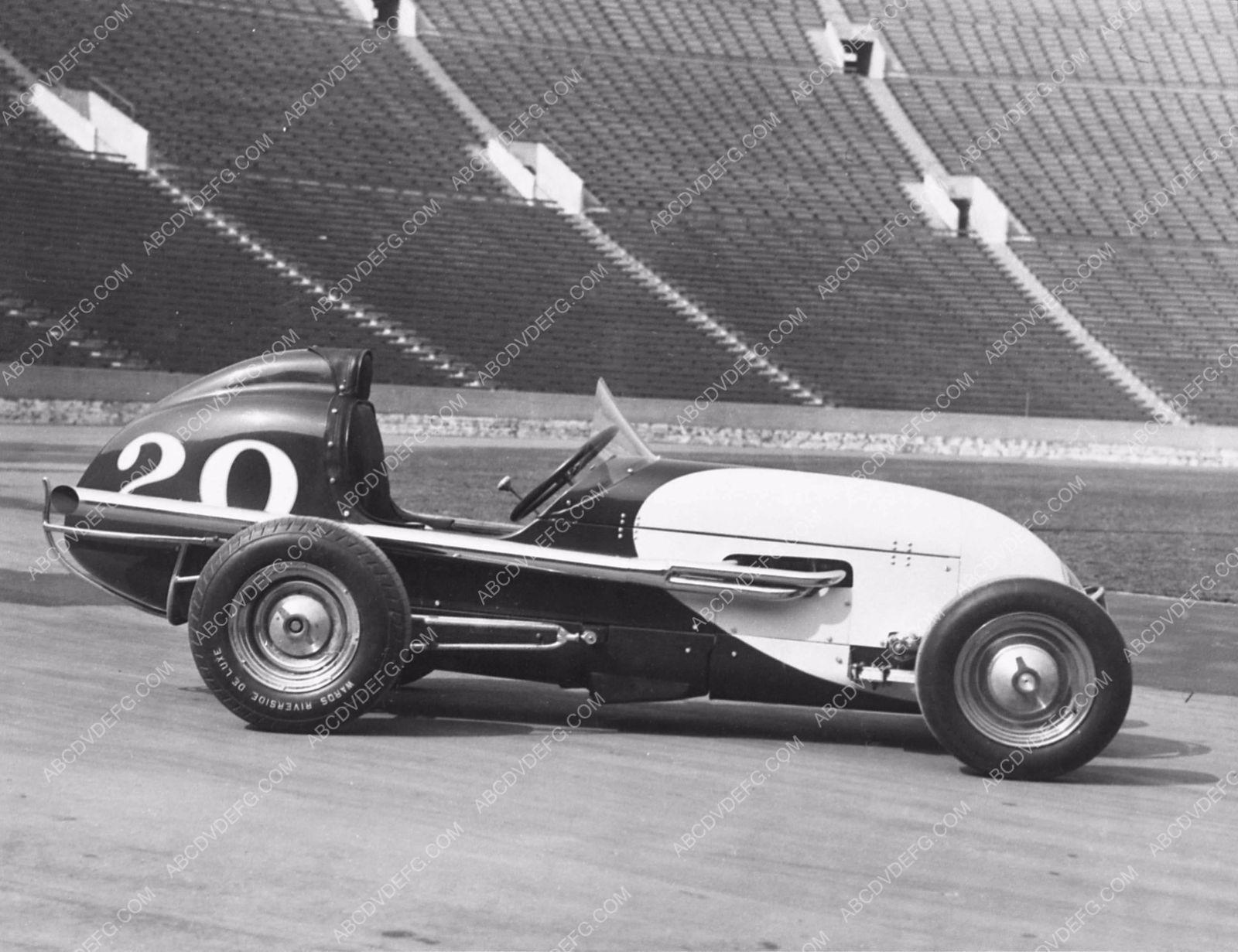 Midget drag racing photo 694