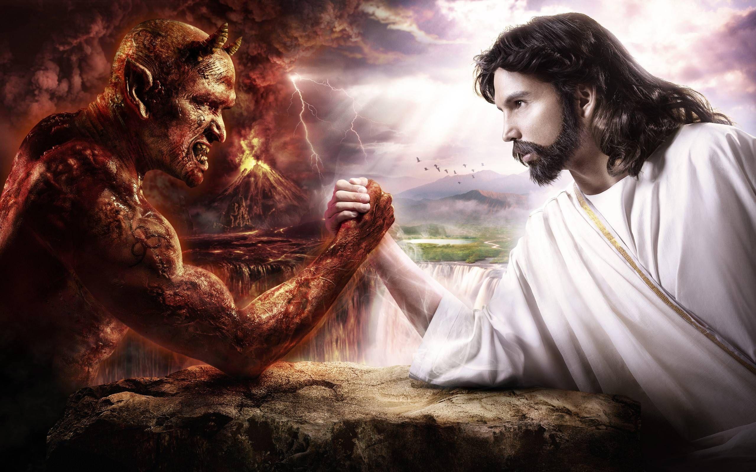 Jesus Wallpaper Hd Wallpapers Backgrounds Of Your Choice Jesus Wallpaper Jesus Satan
