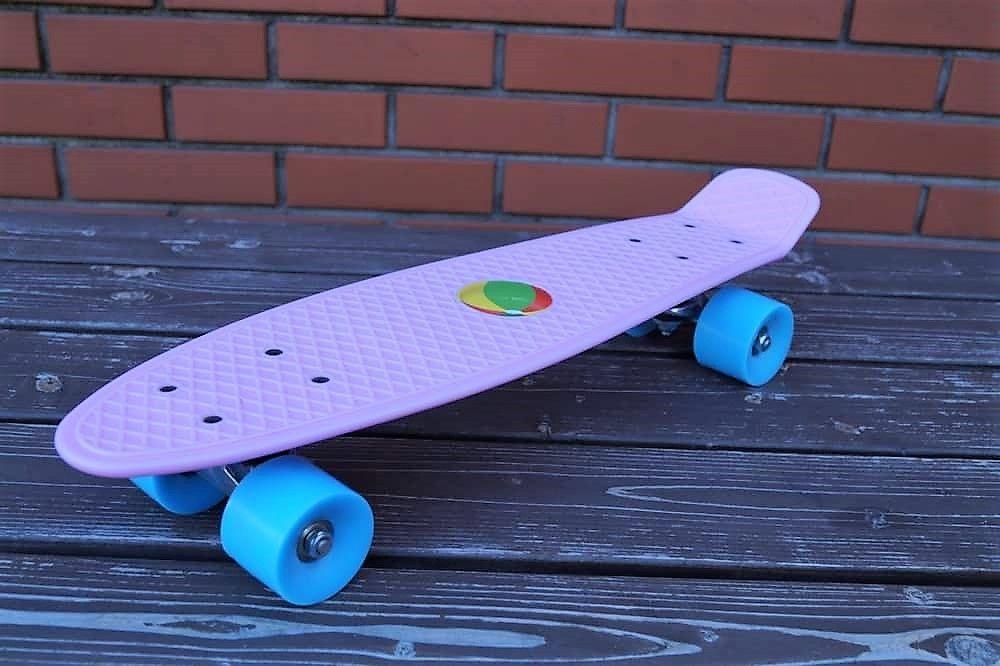 Kochamzabawki Deskorolka Fiszka Mietowa 56 Cm Hit Sklep Skateboard Skateboard Girl Skate