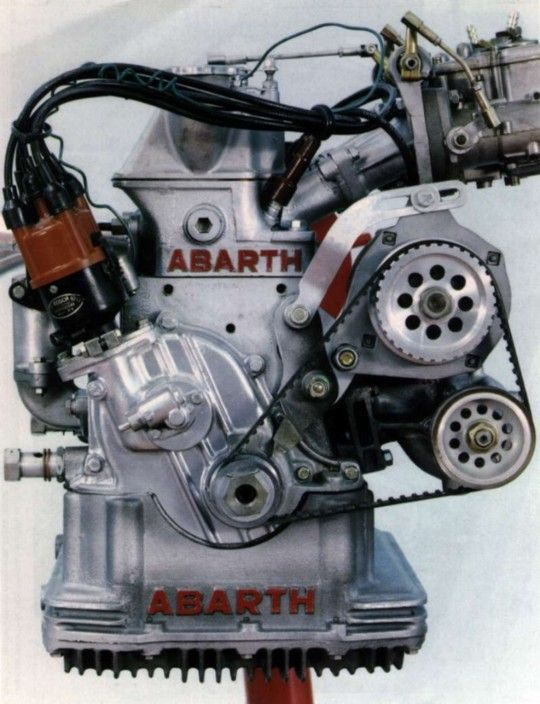 fiat 600 abarth 1000 tcr abarth pinterest moteur voiture et automobile. Black Bedroom Furniture Sets. Home Design Ideas