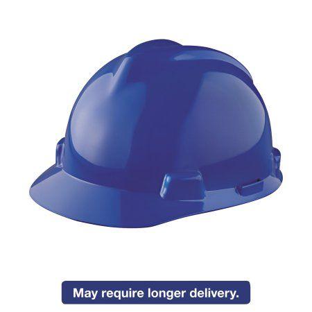 Cap V Gard Staz On Std Blue Walmart Com Hard Hats Safety And First Aid Hats