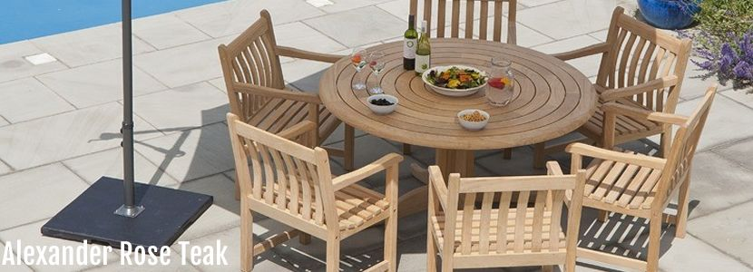 monte carlo teak garden furniture - Google Search