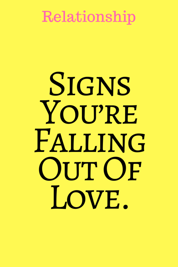 Signs You Re Falling Out Of Love Zodiac Sphere Falling Out Of Love Falling Out Of Love Quotes Relationship Articles