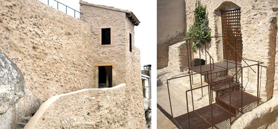 Rehabilitaci n del barrio medieval de bocairent carlos campos architecture el barrio - Paisajismo valencia ...