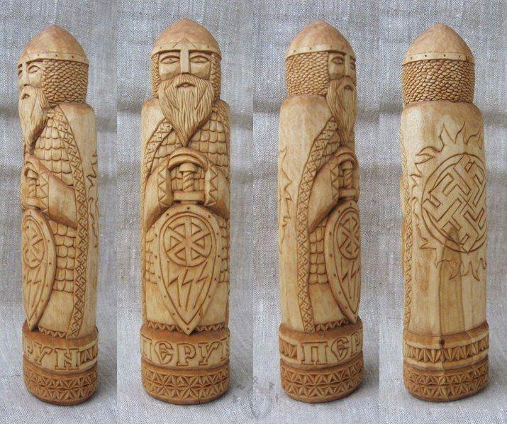 ЧУДО ОТ СЛАВЯНСКИХ МАСТЕРОВ wood viking art chip carving