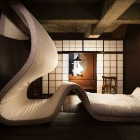 Crazy Bedroom Designs - Image 07 : Cream Extra Long Mattress Room ...
