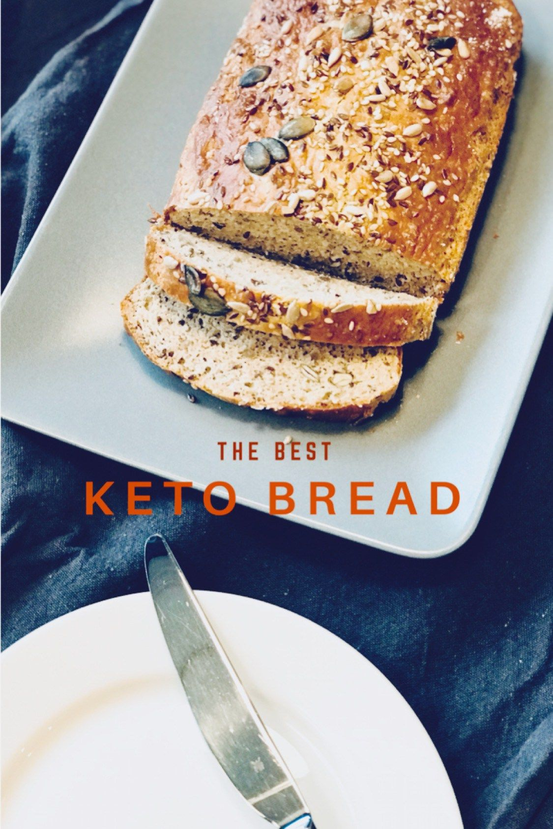 Ketobrot Part II | Frühstück im Bett ist gerettet! • Anna Wolfers
