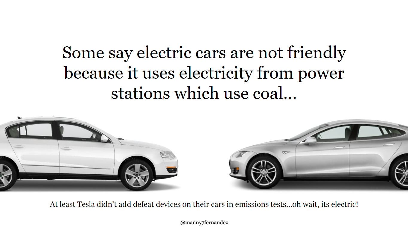Electric Cars Powered By Coal