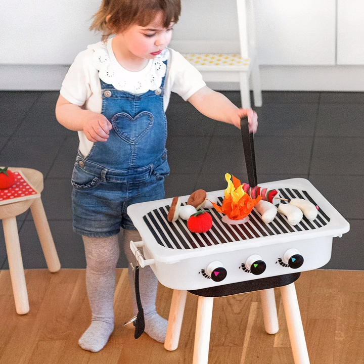 IKEA Hack: DIY Kinder Grill