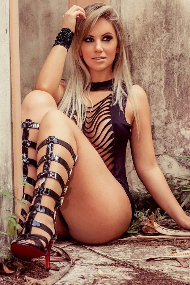 Hot blonde girl small ass #13
