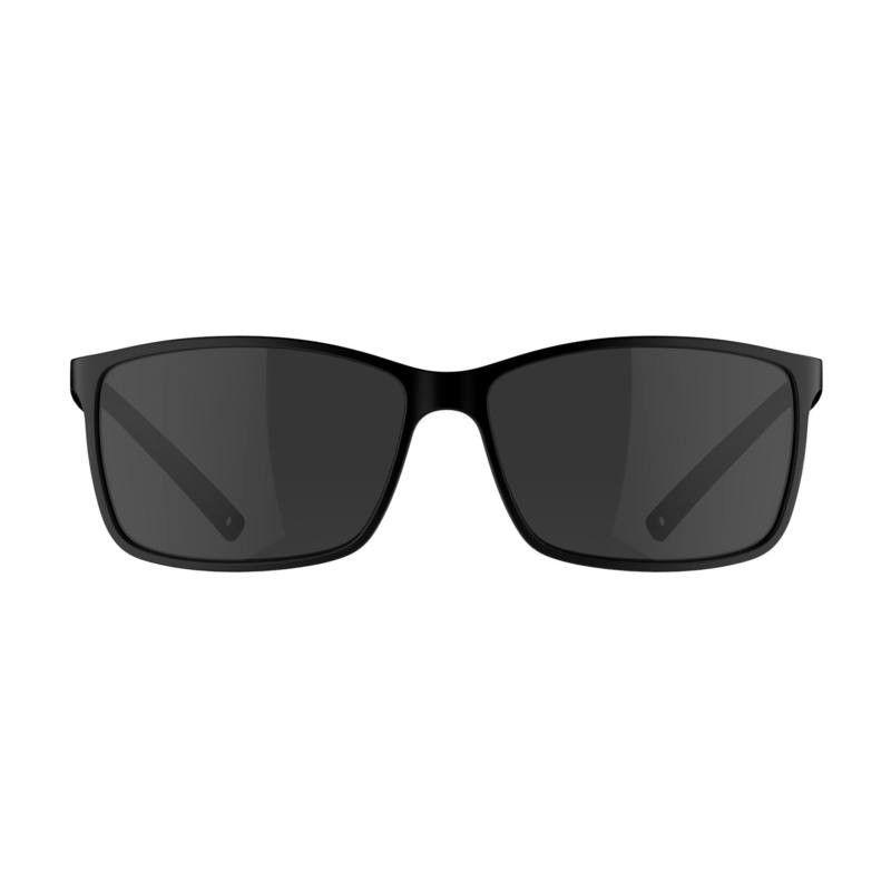 c3491289c169 Napszemüveg MH120 hegyi túrázáshoz, 3. kategória, fekete QUECHUA ...