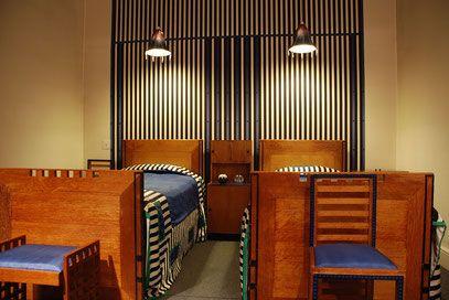 Jugendstil als klassischer Einrichtungsstil: Schlafzimmer von ...