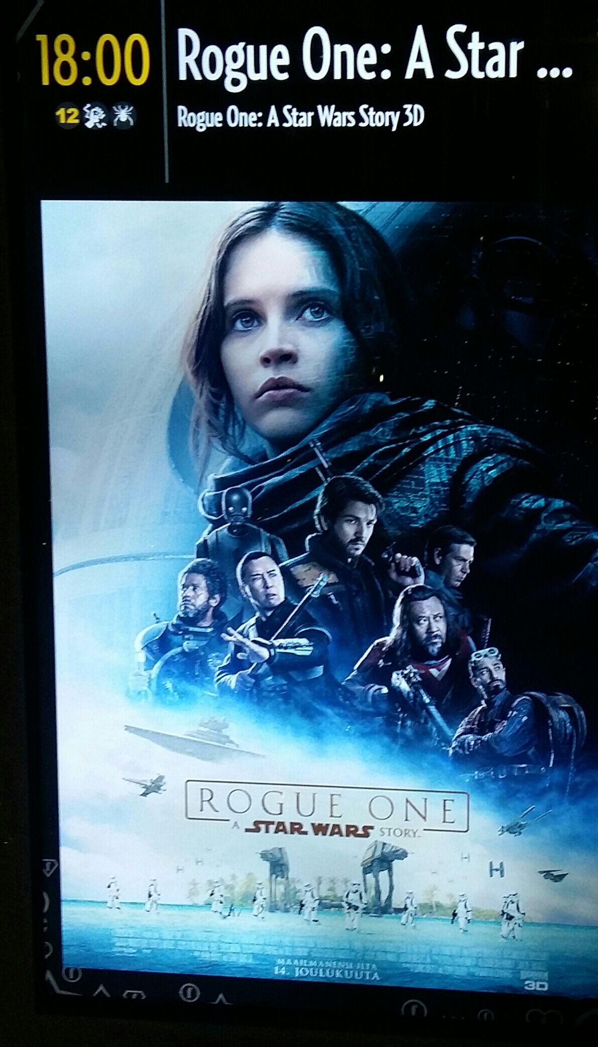 Star Wars Ensi-Ilta