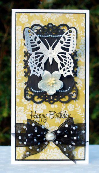 Cartão: Feliz Aniversário