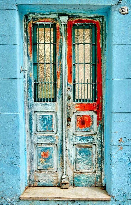 Treintaysiete Unique Doors Cool Doors Old Doors