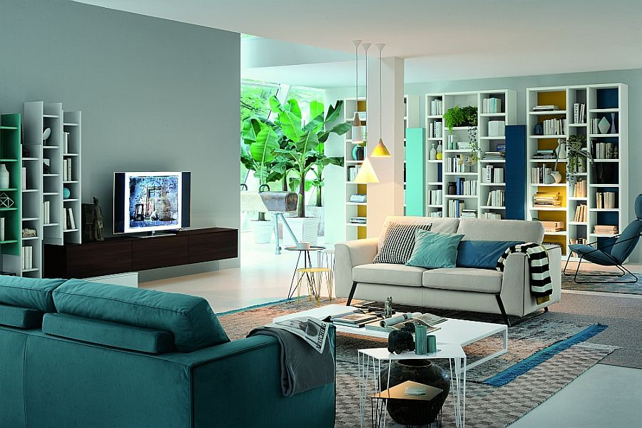15 Versatile Modular Living Room Units Trendy Contemporary Stunning Modular Living Room Design Decorating Inspiration