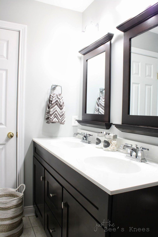 The Boys Bathroom: Room Reveal | Luxury bath, Room and Bath ideas