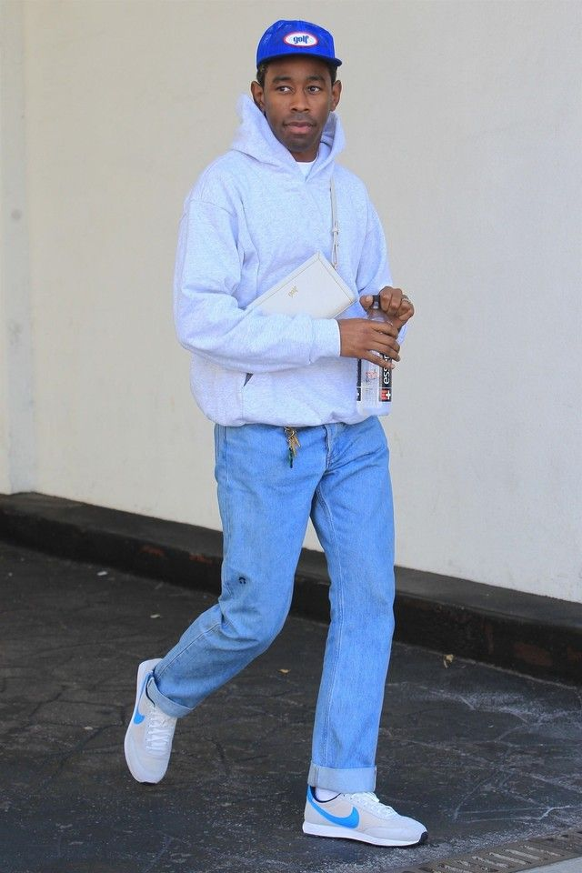 Encogerse de hombros intencional Sastre  Tyler The Creator - Out And About on Looklive | Tyler the creator fashion,  Tyler the creator outfits, Tyler the creator