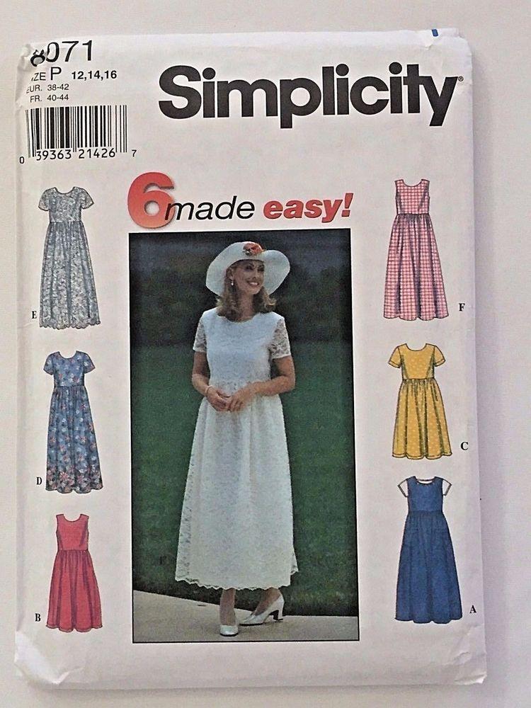 Modest Dress Patterns : modest, dress, patterns, Sewing, Modest, Dress, Patterns,, Patterns