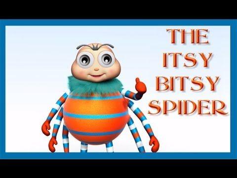 Hämähäkki englanniksi + animaatio