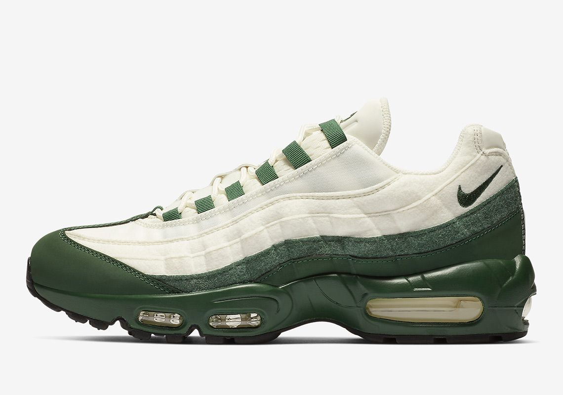 f000c995b98 Nike Adds A Sail And Green Air Max 95 To Its Just Do It Collection ...