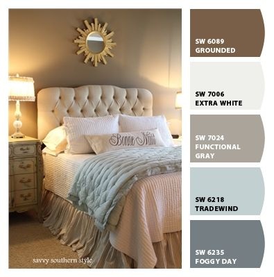 Paint Colors From Chip It! By Sherwin Williams · House Color SchemesHouse  ...