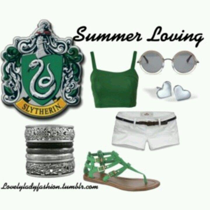 Slytherin Summer Loving