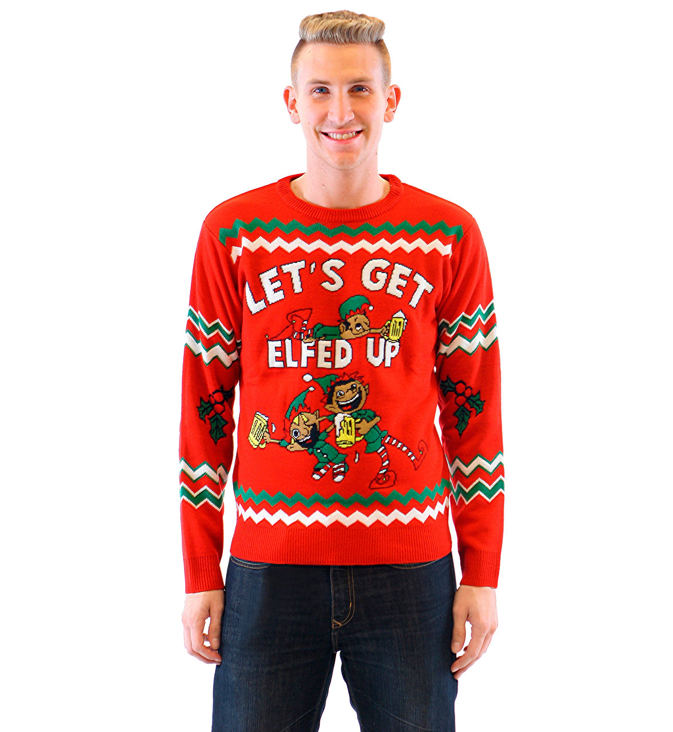 Adult christmas sweaters
