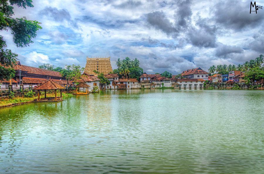 Sree Padmanabha Swami  Temple by Manu Gopal on 500px