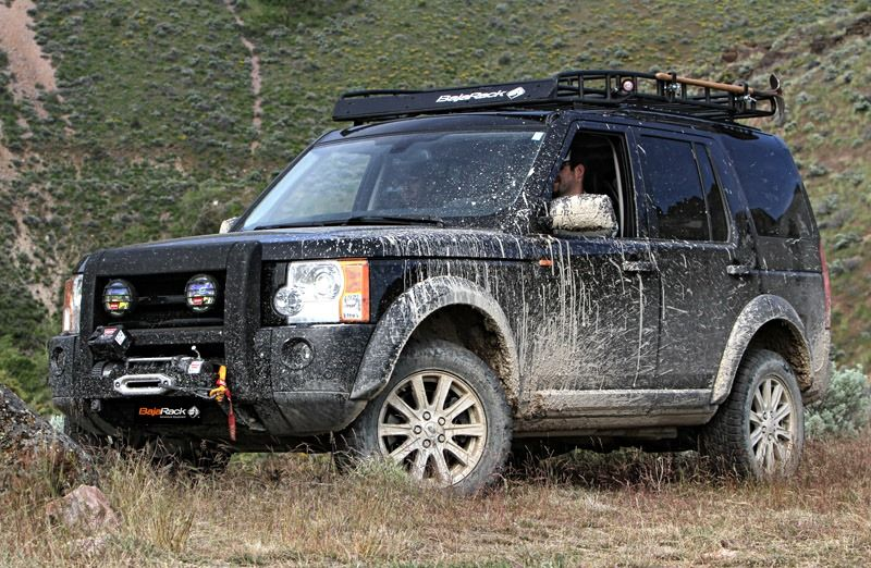 Land Rover Lr4 Roof Racks   Google Search