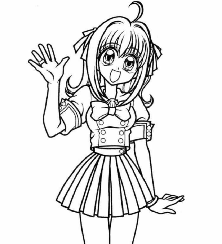 Mermaid Melody Colouring Pages Doll Palace
