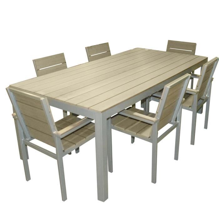 Table De Jardin Solde