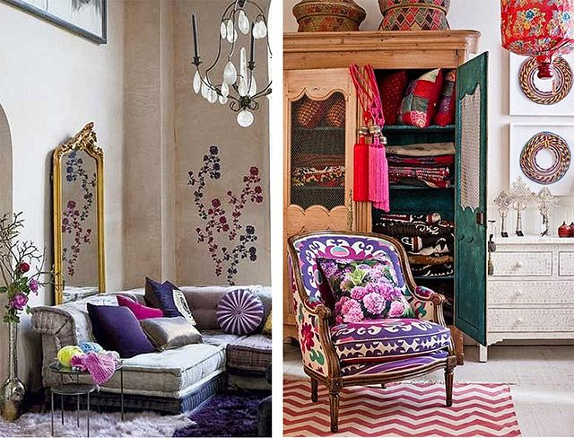 El revival sesentero del boho chic Boho and House