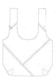 How to Make Easy Fabric Handbag for Summer