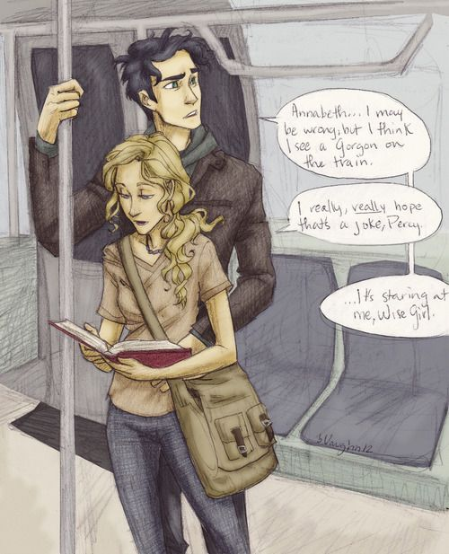 Annabeth Percy Your Armor Is Crooked - Google Search -3598