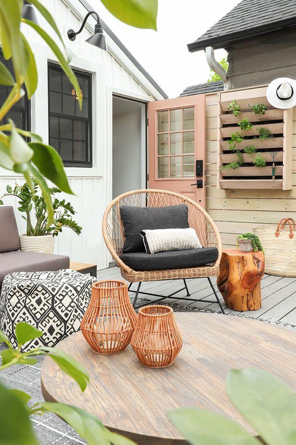 Aeri Slate Gray Lounge Chair In 2020 Outdoor Furniture Decor