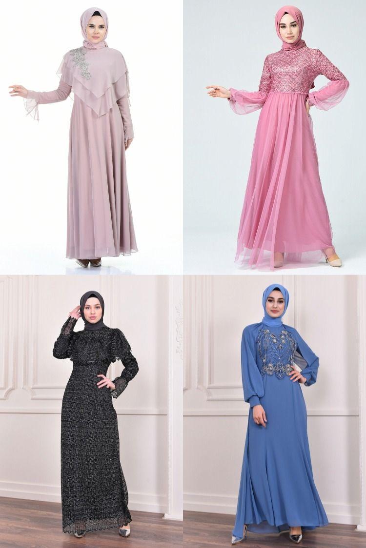 2020 Sefamerve Tesettur Abiye Elbise Modelleri 1 30 Abendkleid Evening Dress 2020 Elbise Modelleri Elbise Nedime Giysileri