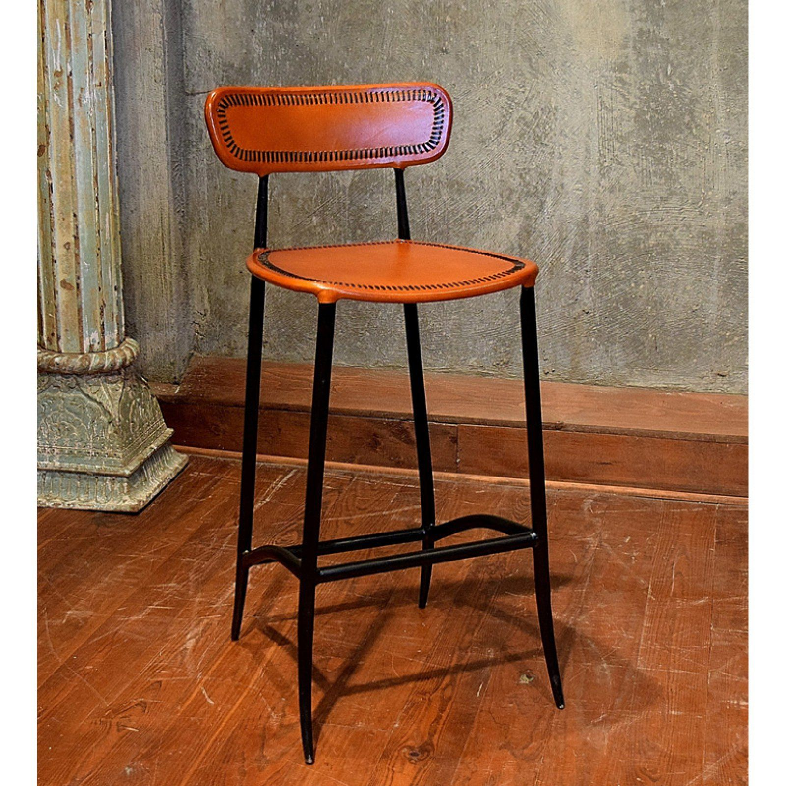 Sensational William Sheppee Rocket Bar Stool Apricot Products In 2019 Machost Co Dining Chair Design Ideas Machostcouk
