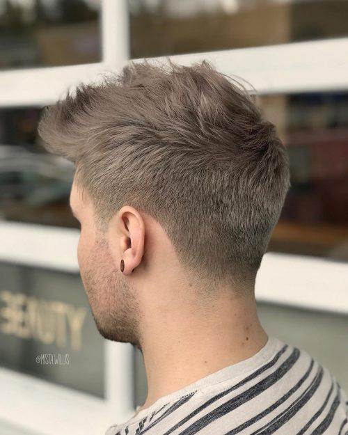 15 Best Taper Fade Haircuts for Men in 2021