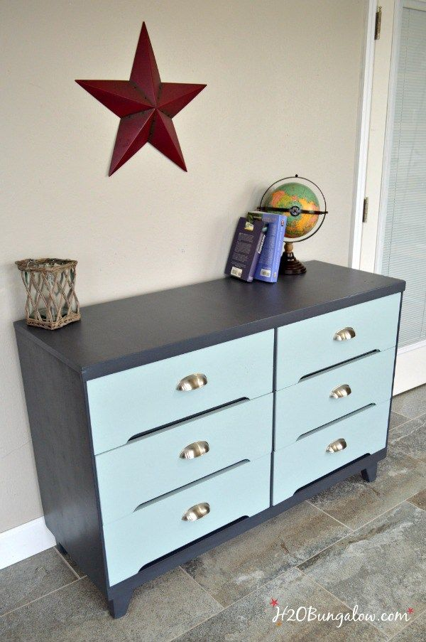 How To Strip Paint Off Furniture And Kitchen Cabinets ...