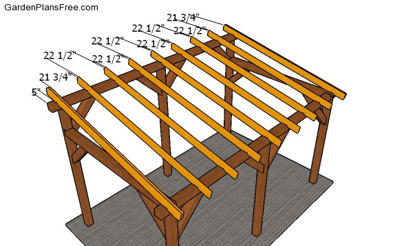 Lean To Carport Plans Free Pdf Download Free Garden Plans How To Build Garden Projects Lean To Carport Carport Plans Lean To