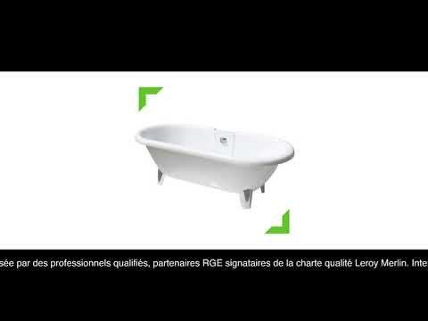 Leroy Merlin - Remplacement d\u0027une baignoire par une douche
