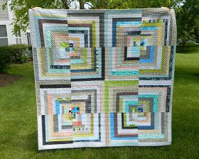 s.o.t.a.k handmade: scrapper's delight {a finished quilt}