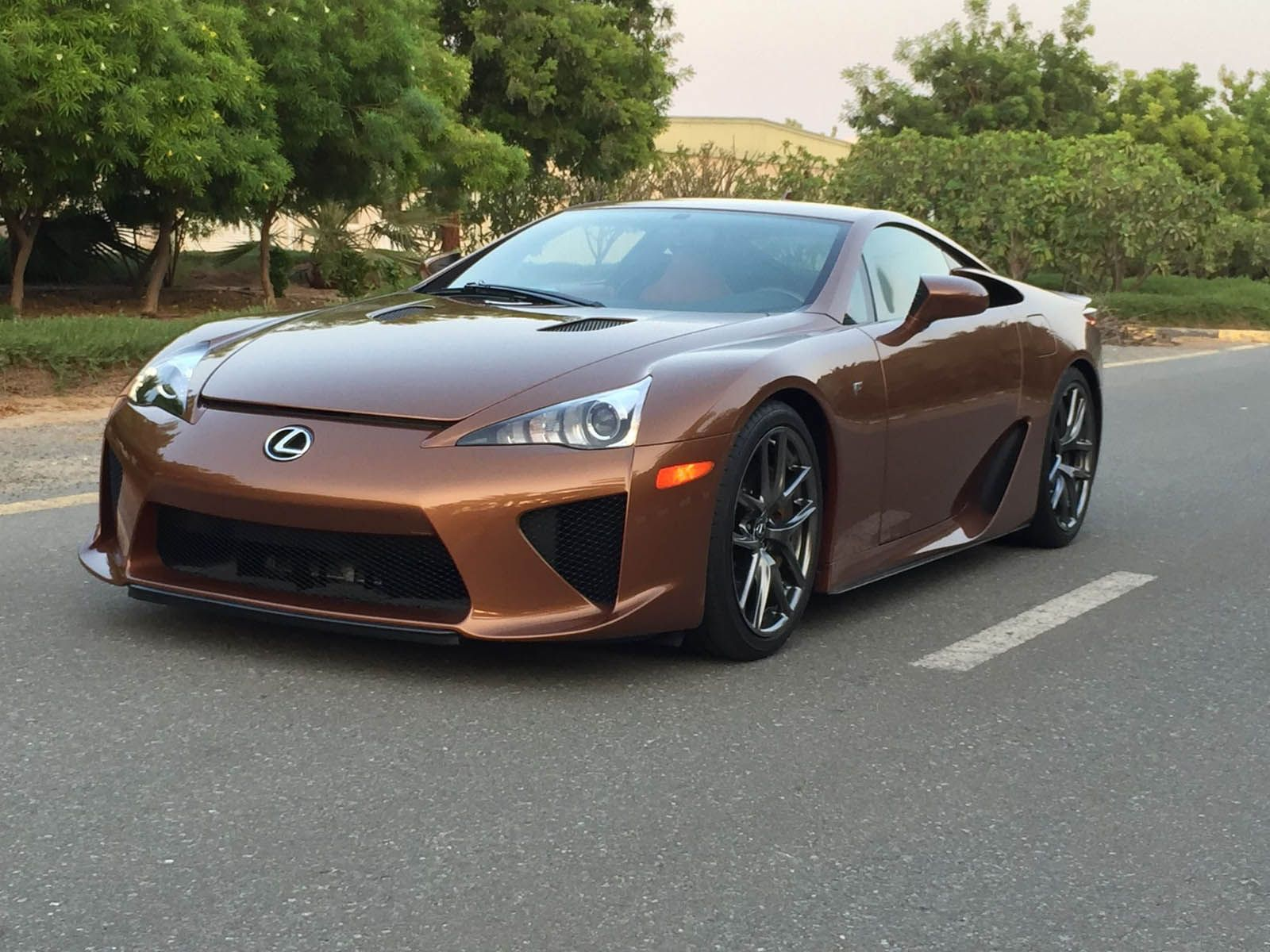What Would You Say To A Brown Lexus Lfa For 645k Lexus Lfa Lexus Luxury Cars For Sale