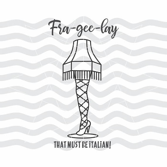 Leg Lamp Leg Lamp Svg Leg Lamp Dxf Fra Gee Lay Svg Frageelay